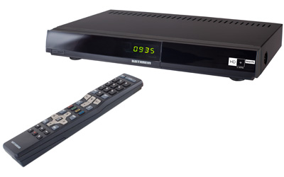Twin-DVB-S-Receiver HDTV